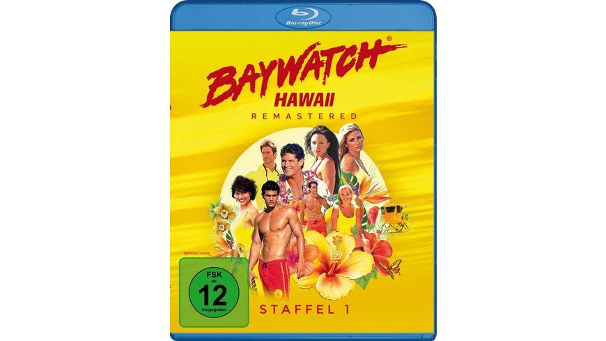 Baywatch Hawaii HD - Staffel 1 (Fermsehjuwelen)  [4 Blu-rays]