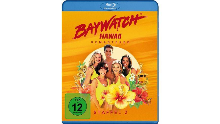 Baywatch Hawaii HD - Staffel 2 (Fernsehjuwelen)  [4 Blu-rays]