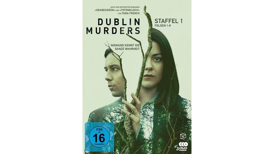 Dublin Murders - nach den Bestsellern ›Grabesgrün‹ & ›Totengleich‹ von Tana French (Mordkommission Dublin) [3 DVDs]
