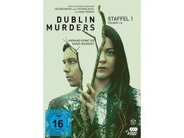 Dublin Murders nach den Bestsellern Grabesgruen Totengleich von Tana French Mordkommission Dublin 3 DVDs