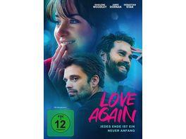 Love Again Jedes Ende ist ein neuer Anfang