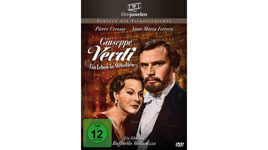 Giuseppe Verdi - Ein Leben in Melodien (Filmjuwelen)