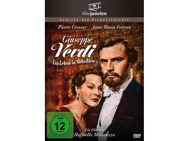 Giuseppe Verdi Ein Leben in Melodien Filmjuwelen