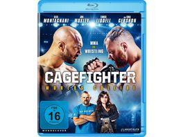 Cagefighter Worlds Collide