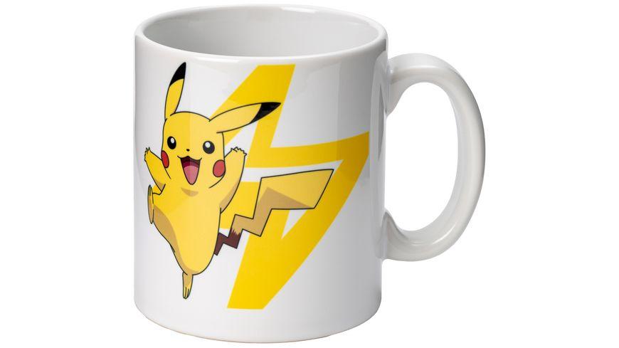 Tasse - Pokémon - Pikachu