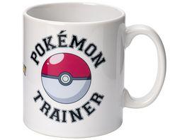Tasse Pokemon Trainer