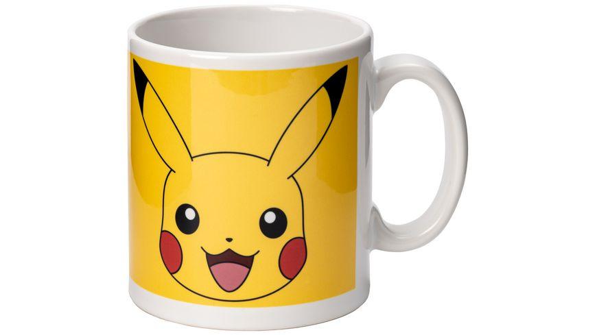 Tasse Pikachu Face