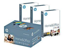 HP Kopierpapier Home Office A4 3 x 500Blatt