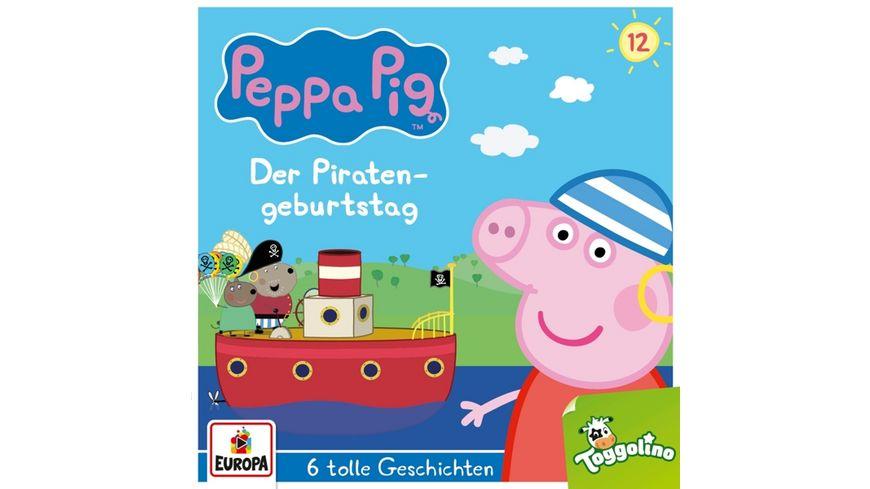 012/Der Piratengeburtstag (und 5 weitere Geschicht