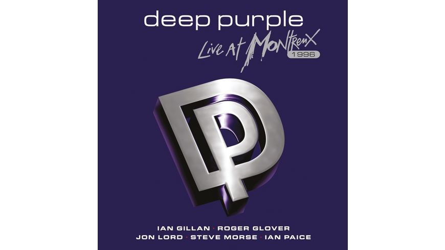 Live At Montreux 1996 (CD+DVD)