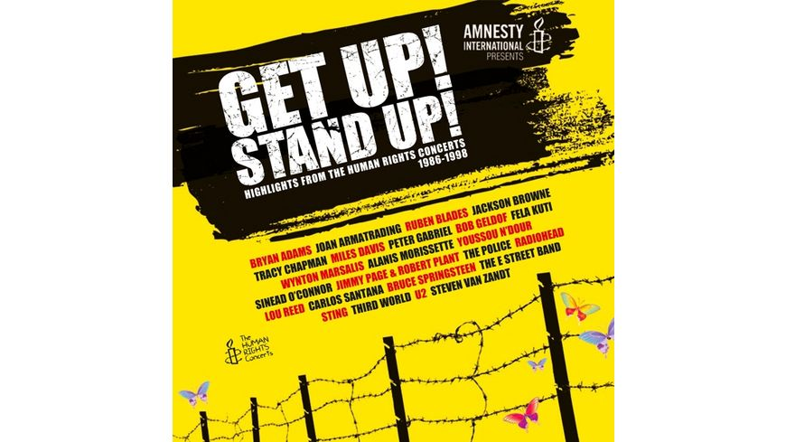 Get Up! Stand Up!