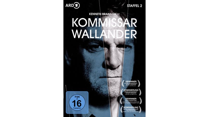 Kommissar Wallander - Staffel 2  [2 DVDs]