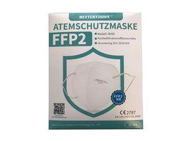 BETTERVISION Atemschutzmaske FFP2