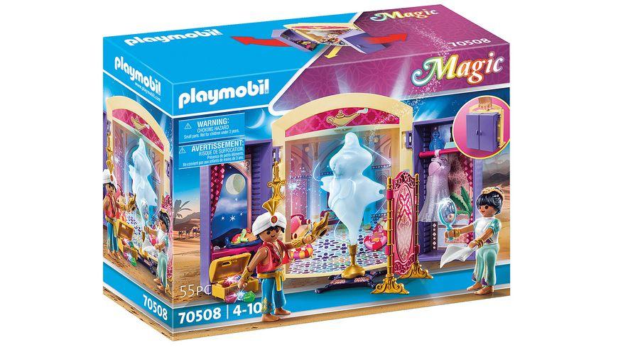 """PLAYMOBIL 70508 - Spielbox """"Orientprinzessin"""""""