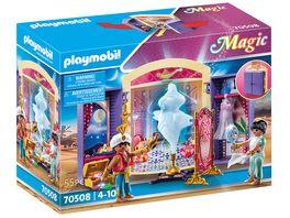 PLAYMOBIL 70508 Spielbox Orientprinzessin