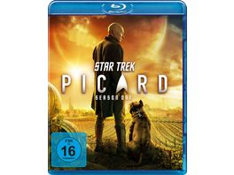 STAR TREK Picard Staffel 1 3 BRs