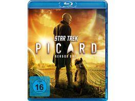 STAR TREK Picard Staffel 1 4 BRs