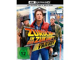 Zurueck in die Zukunft Trilogie 4K Ultra HD