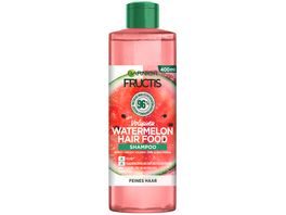 GARNIER FRUCTIS Volumen Watermelon Hair Food Shampoo