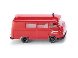 WIKING 086117 1 87 Feuerwehr KTW Borgward B 611