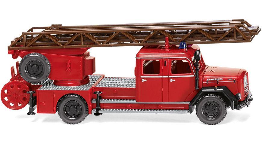 WIKING 086233 -  1:87 Feuerwehr - Drehleiter DL 25h (Magirus)