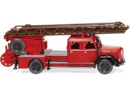 WIKING 086233 1 87 Feuerwehr Drehleiter DL 25h Magirus
