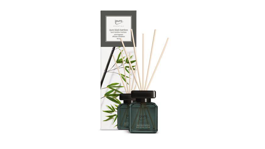 "ipuro Raumduft Essential ""Black Bamboo"""