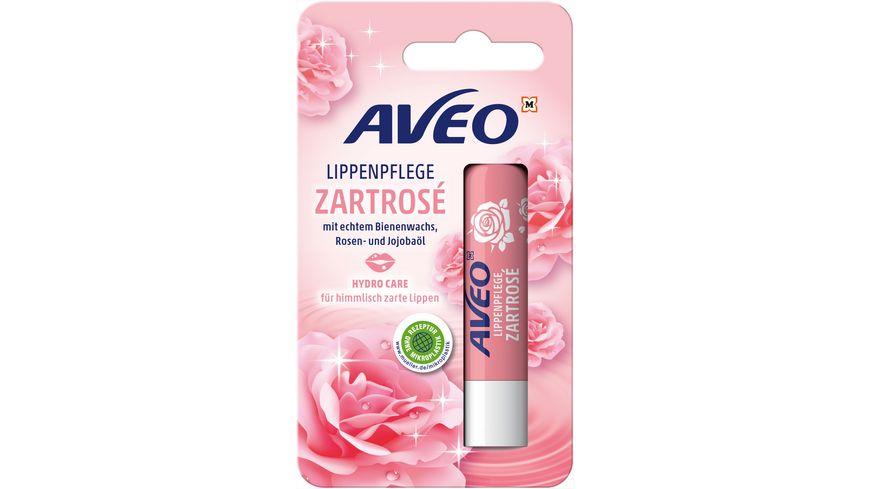 AVEO Lippenpflege Zartrosé