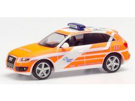 Herpa 95532 Audi Q5 Feuerwehr Fraport Frankfurt am Main