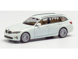Herpa 420839 BMW 3er Touring alpinweiss