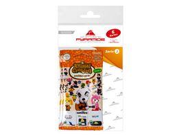 amiibo Animal Crossing Serie 2 2x 3 Karten