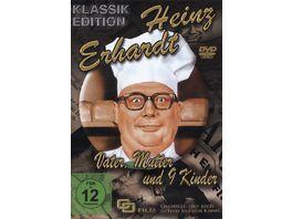 Heinz Erhardt Vater Mutter und 9 Kinder