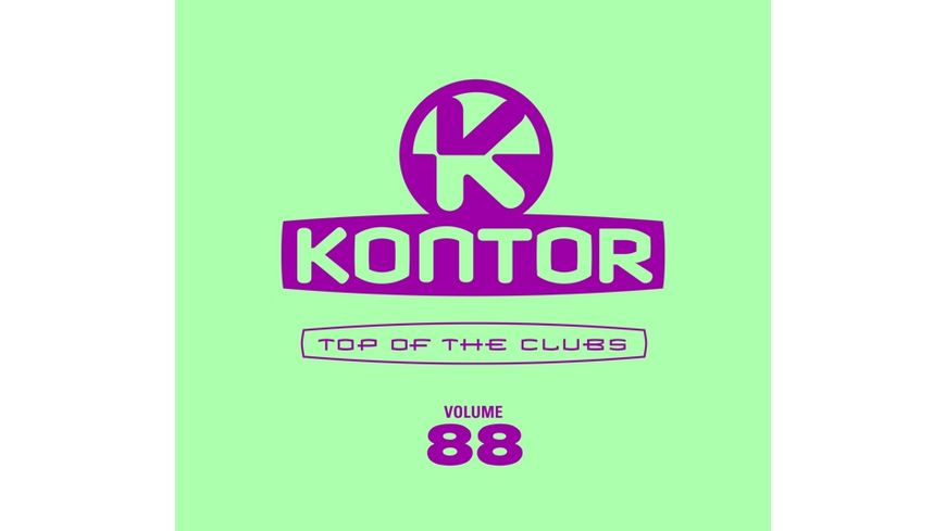 Kontor Top Of The Clubs Vol.88