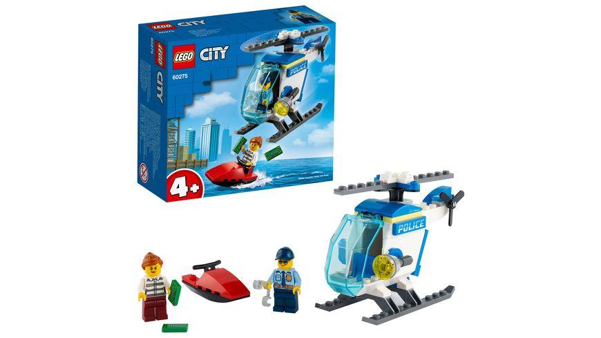 LEGO 60275 City Polizeihubschrauber, Konstruktionsspielzeug