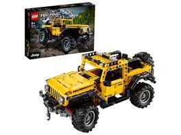 LEGO 42122 Technic Jeep Wrangler Konstruktionsspielzeug