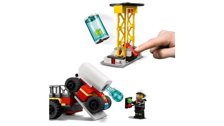 LEGO City 60282 Mobile Feuerwehreinsatzzentrale
