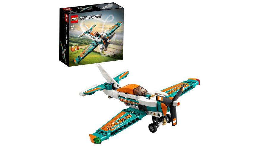 LEGO 42117 Technic Rennflugzeug, Konstruktionsspielzeug