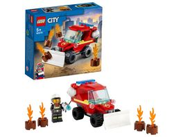LEGO City 60279 Mini Loeschfahrzeug