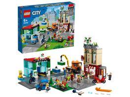 LEGO 60292 City Stadtzentrum Konstruktionsspielzeug