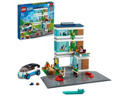 LEGO City 60291 Modernes Familienhaus