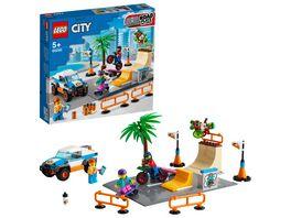 LEGO City 60290 Skate Park