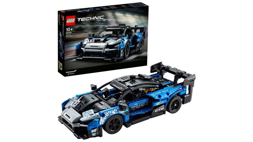 LEGO 42123 Technic McLaren Senna GTR, Konstruktionsspielzeug