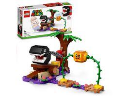 LEGO Super Mario 71381 Begegnung mit dem Kettenhund Erweiterungsset