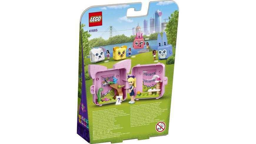 LEGO Friends 41665 Stephanies Katzen Wuerfel