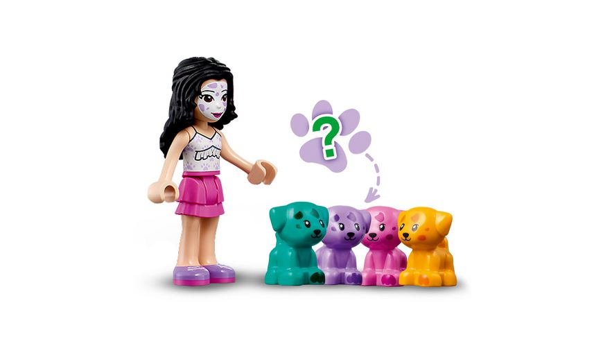 LEGO Friends 41663 Emmas Dalmatiner Wuerfel