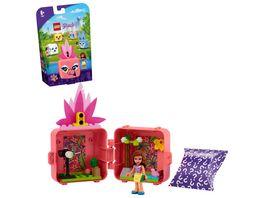 LEGO Friends 41662 Olivias Flamingo Wuerfel