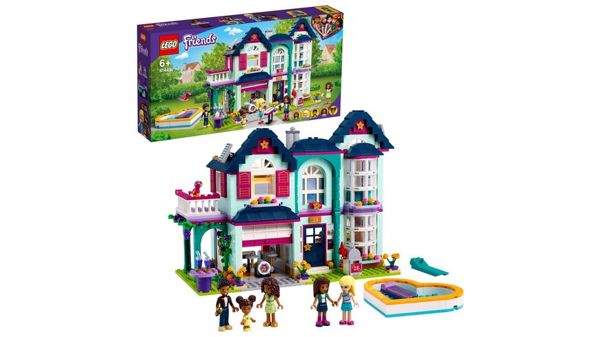 LEGO Friends - 41449 Andreas Haus