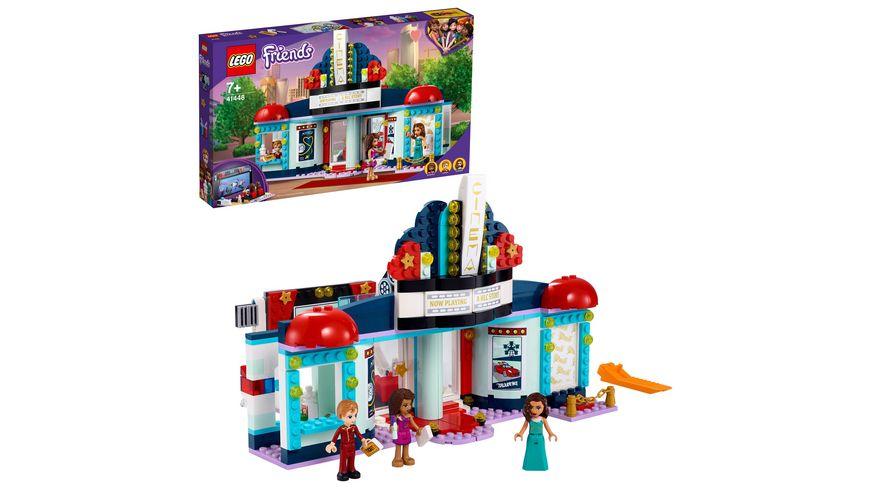 LEGO 41448 Friends Heartlake City Kino, Konstruktionsspielzeug