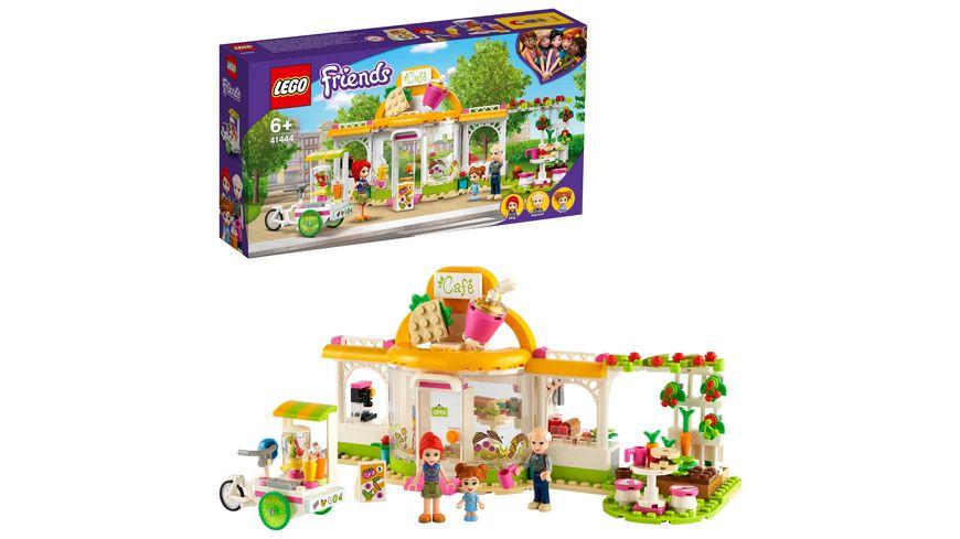 LEGO 41444 Friends Heartlake City Bio-Café, Konstruktionsspielzeug