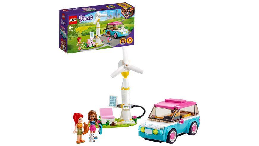 LEGO Friends - 41443 Olivias Elektroauto